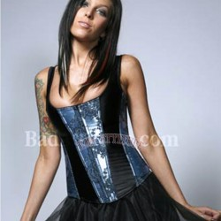 Hook and Eye Bustier